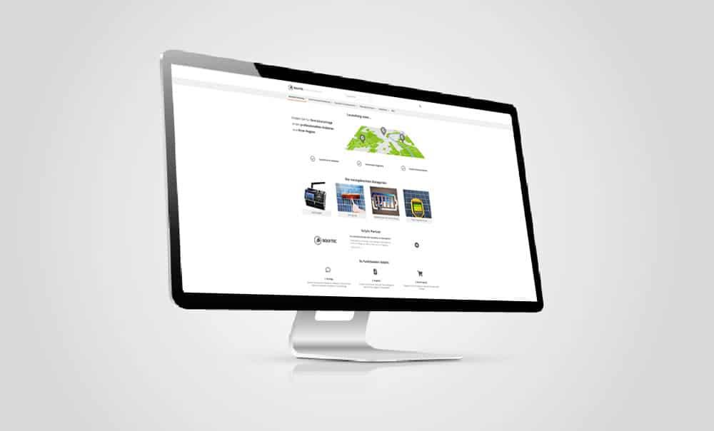 Werbeagentur Berlin entwickelt Marketplace solytic.com