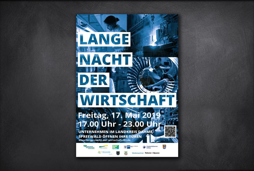 Plakat LNDW 2017 Werbeagentur Berlin